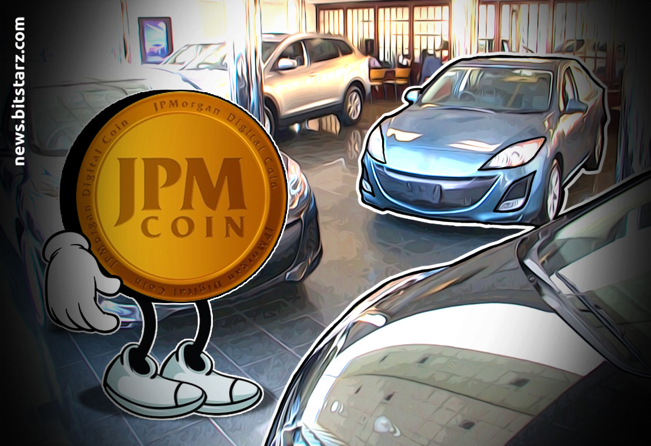 JPMorgan-Drives-into-Blockchain-based-Auto-Dealer-Lending