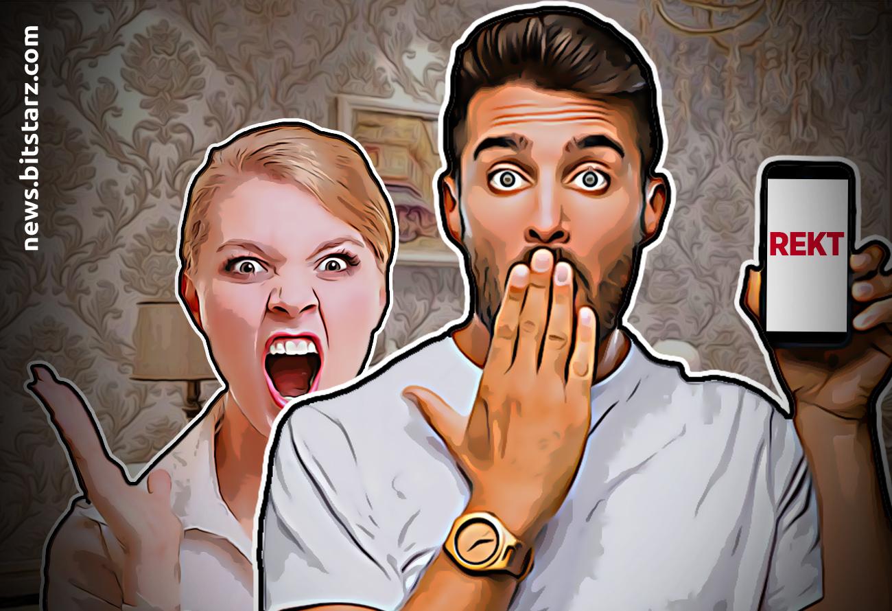 Men, Risk, and Crypto - an Unhappy Marriage