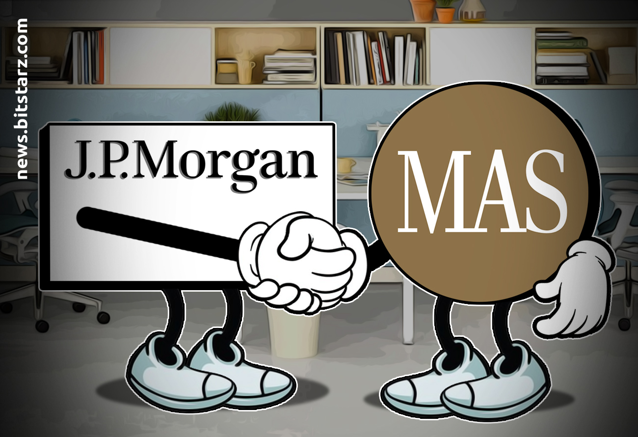 Monetary-Authority-of-Singapore-in-Blockchain-Deal-with-JPMorgan