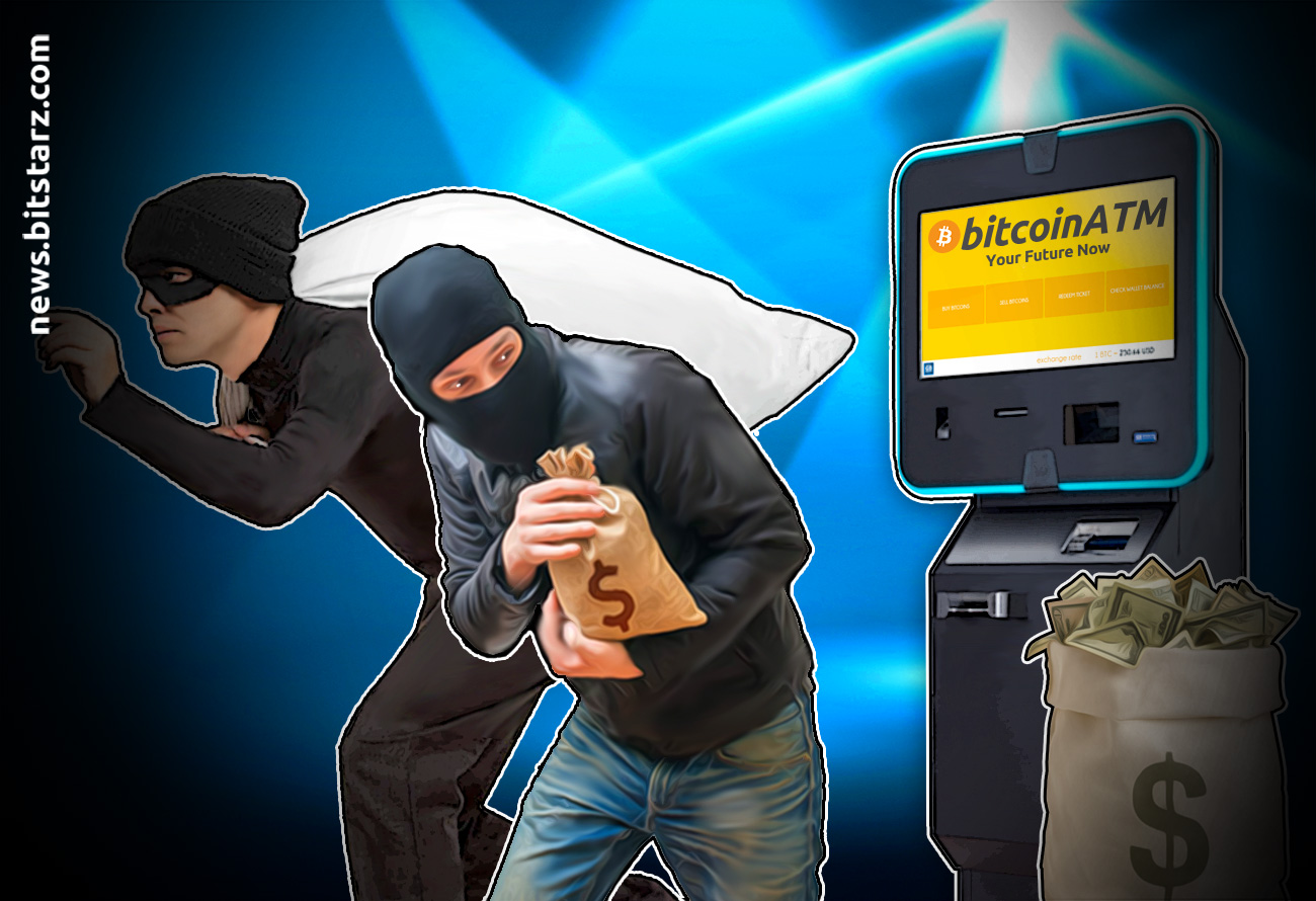 Thieves-Steal-CA$4,000-from-Bitcoin-ATM-But-Leave-CA$50,000