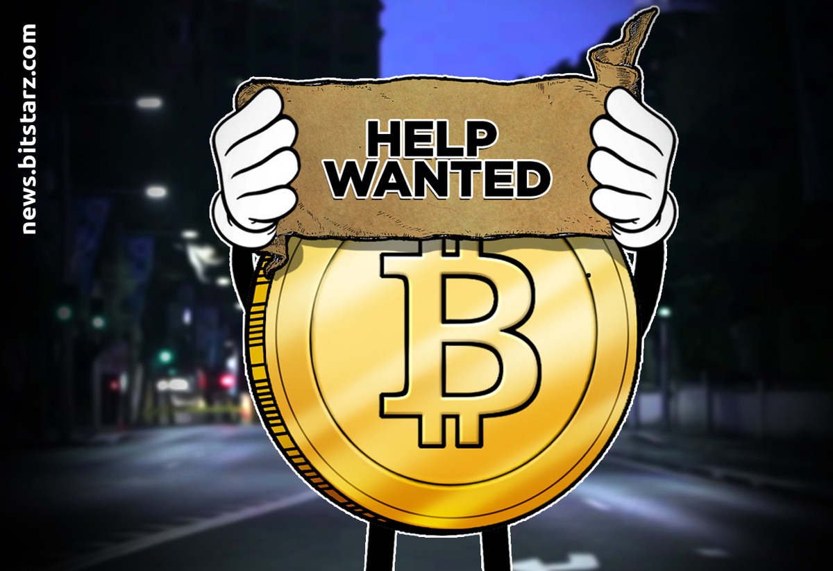 As the markets cool and weak hands flee, blockchain job searches drop by over 50%.