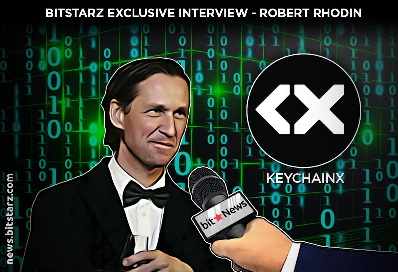 BitStarz-News-Interview-–-Robert-Rhodin,-KeyChainX-CEO