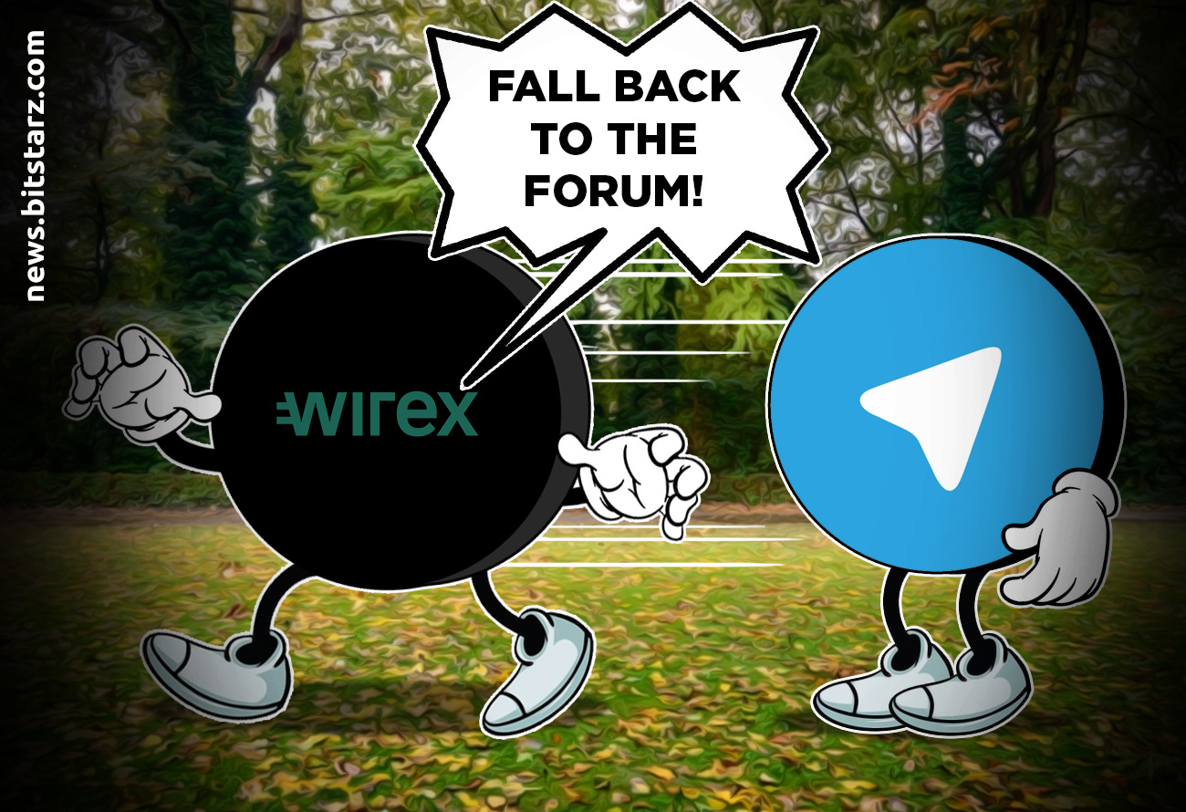 CRYPTO---Wirex-Pulls-Telegram-Channel-After-Scammers-Take-Control