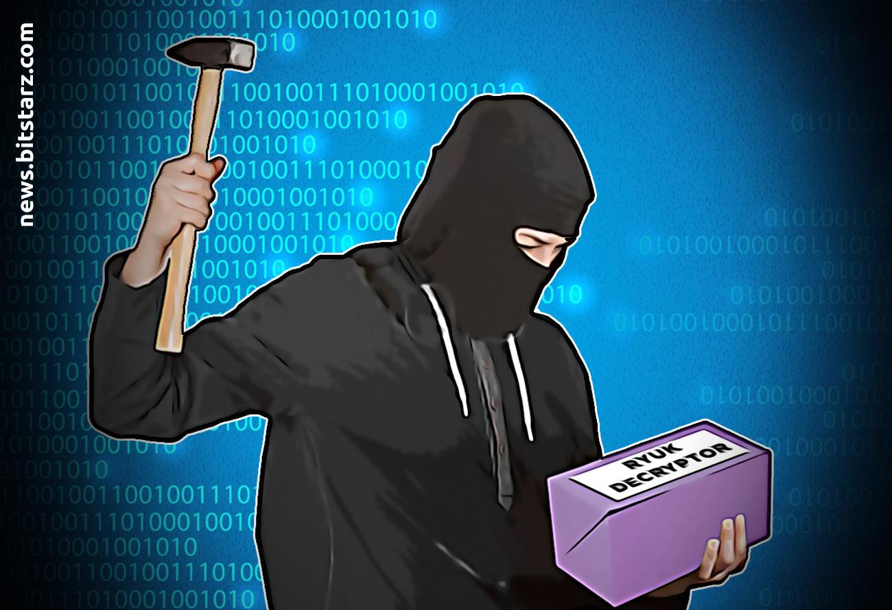 Ryuk-Hackers-Have-Broken-Their-Own-Decryption-Key
