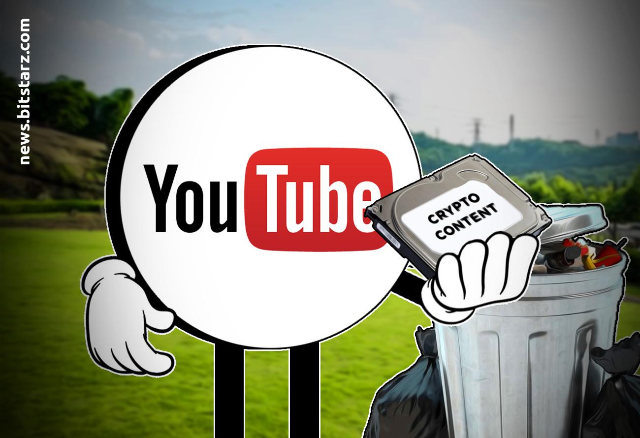 YouTube-Reverses-Mass-Crypto-Content-Deletion