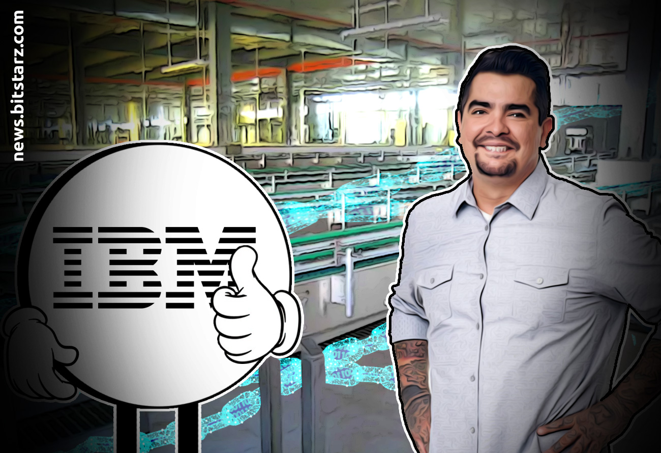 IBM-Demos-Food-Trust-Blockchain-At-CES