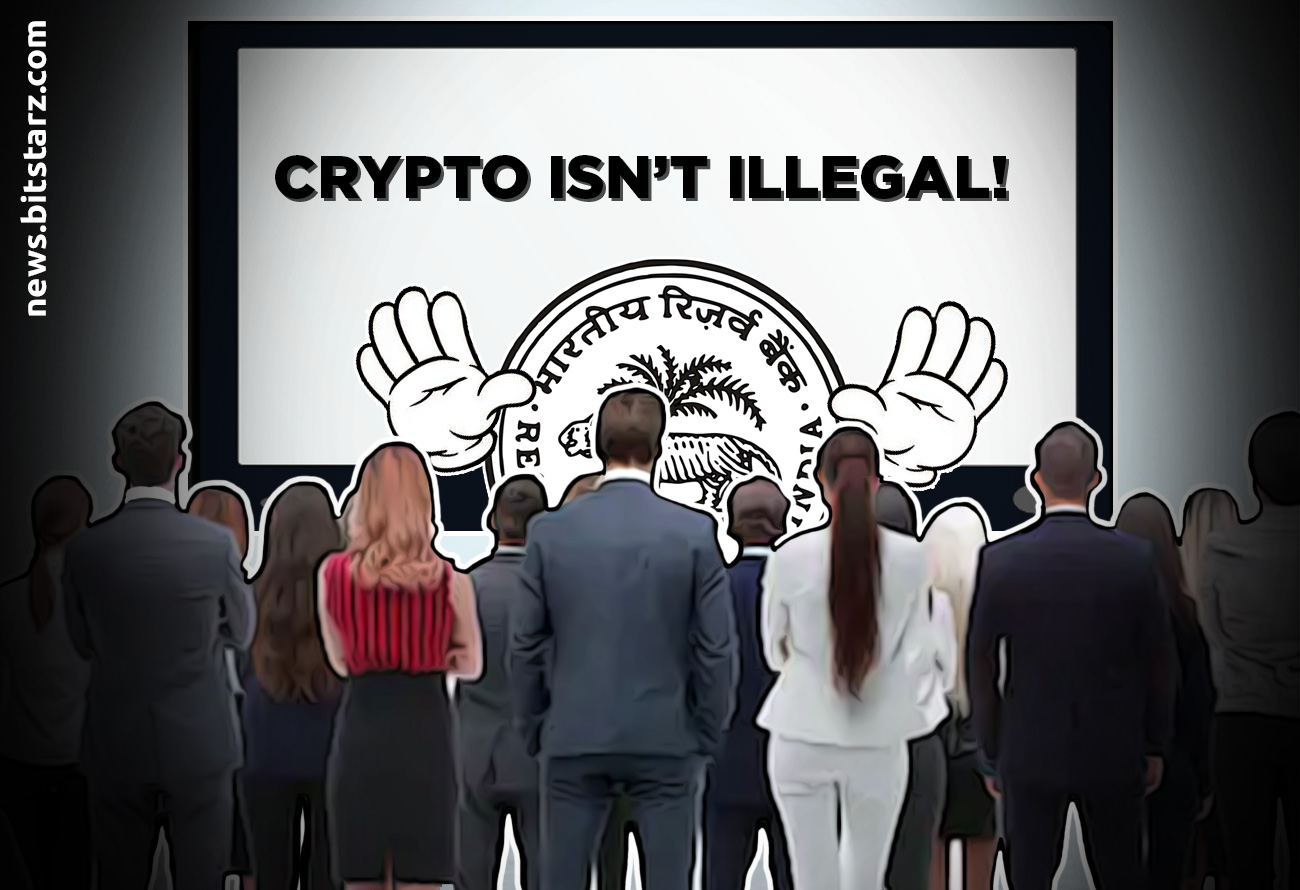 India-Reaffirms-Cryptos-Are-Not-Illegal