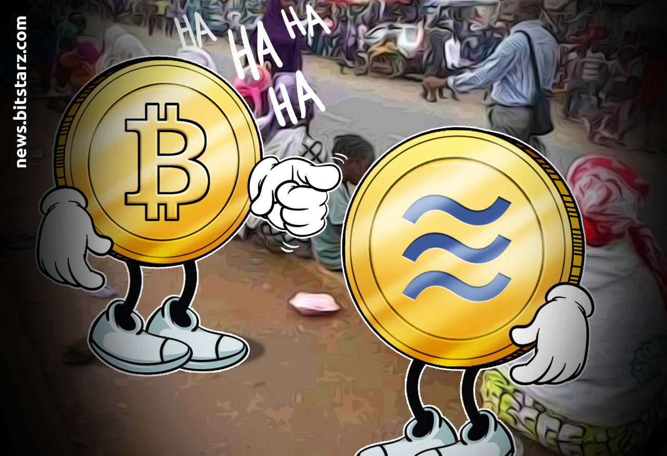 Libra-Exec-Calls-Bitcoin-Useless