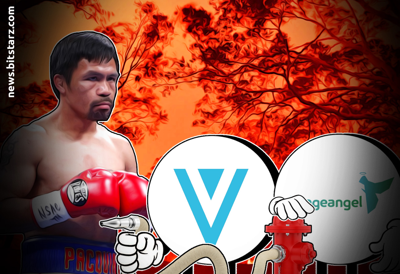 Manny-Pacquiao-Tries-to-KO-Aussie-Bush-Fires-with-Crypto