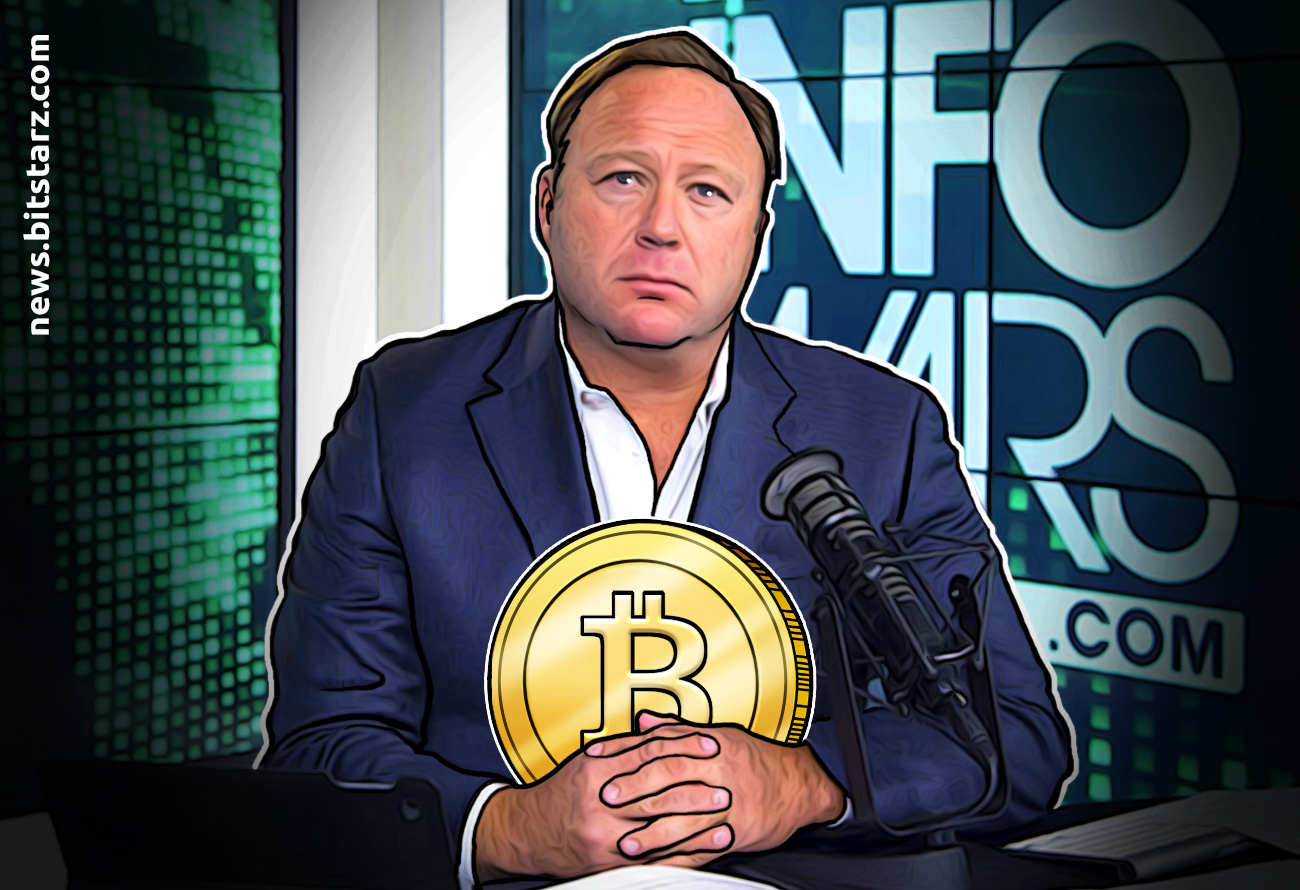 Alex Jones Promotes Bitcoin as Max Keiser Ups Target to $400,000