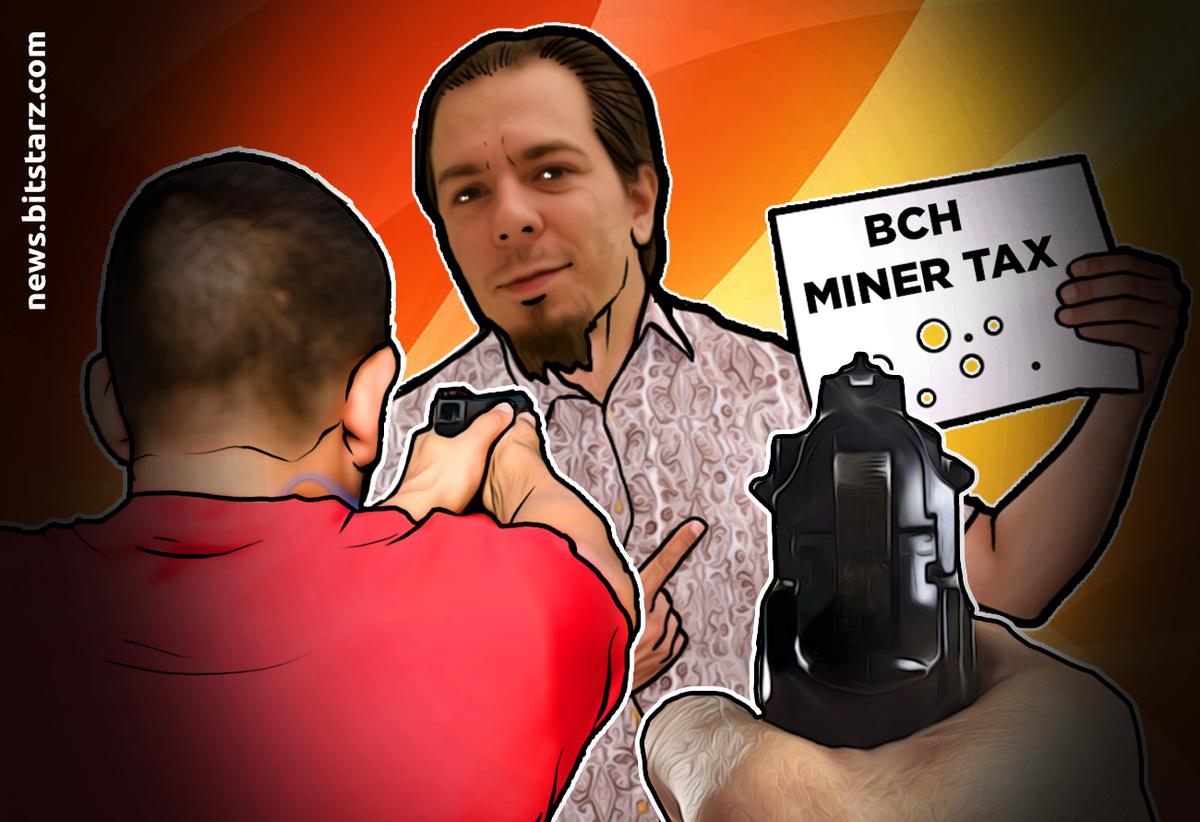 Bitcoin-ABC-Dev-Amaury-Séchet-Enforces-Bitcoin-Cash-Miner-Tax