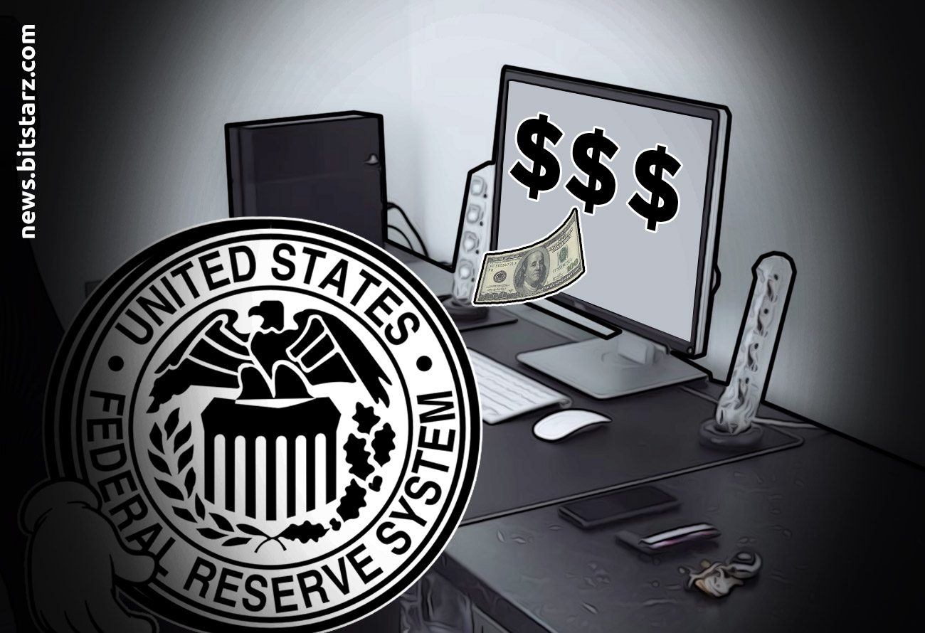 TW-----The-Federal-Reserve-is-reportedly-exploring-a-#digital-#currency