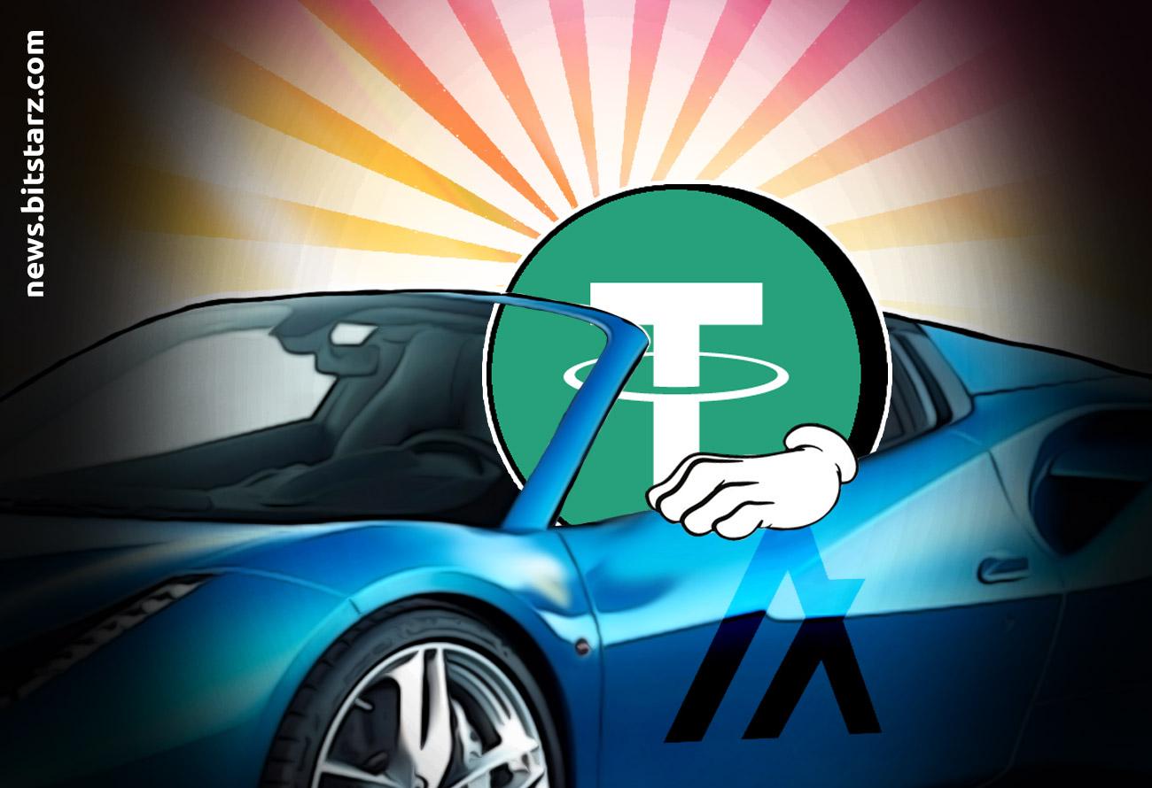 Tether-Expands-USDT-to-Algorand-Blockchain