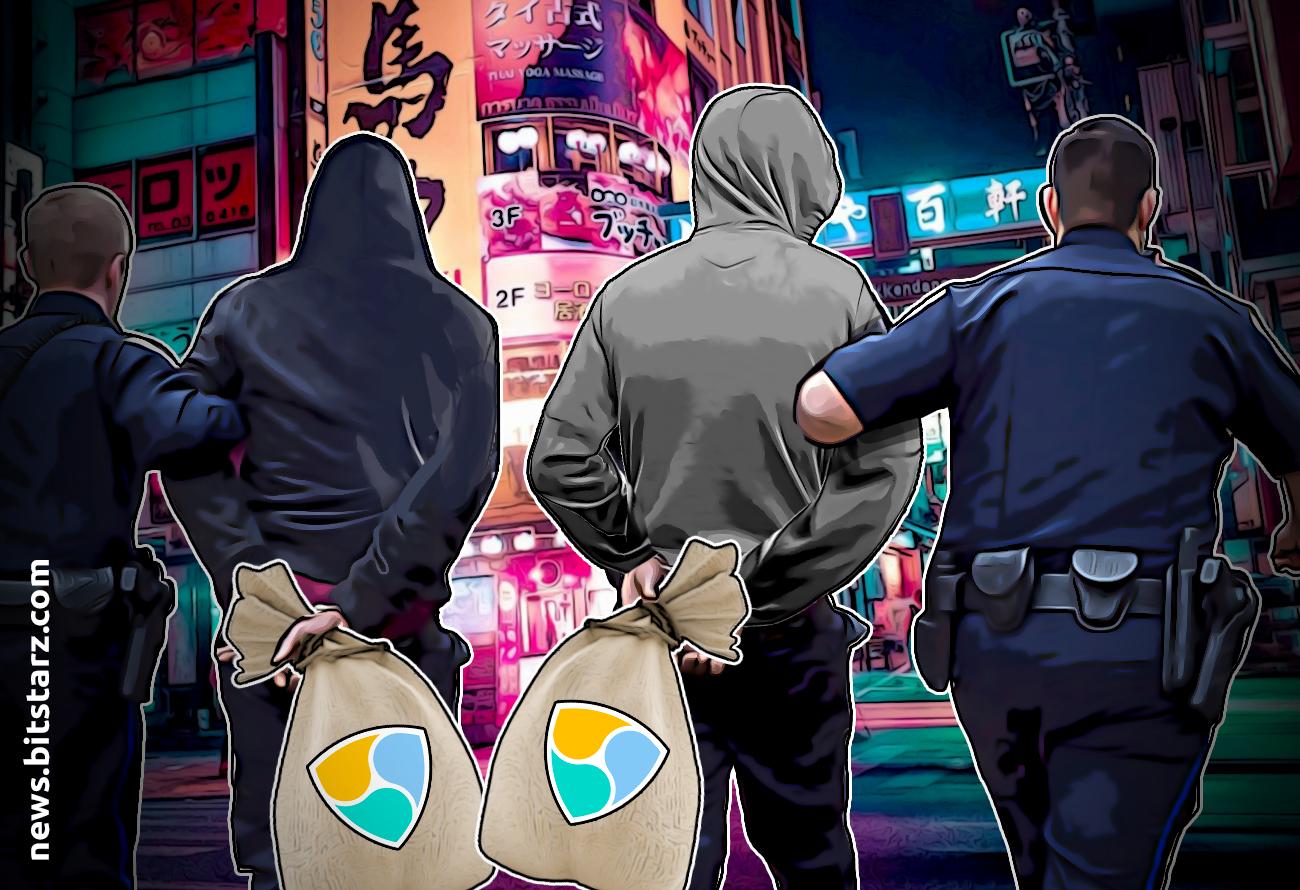 Coincheck-Hack-Recipients-Arrested-in-Tokyo