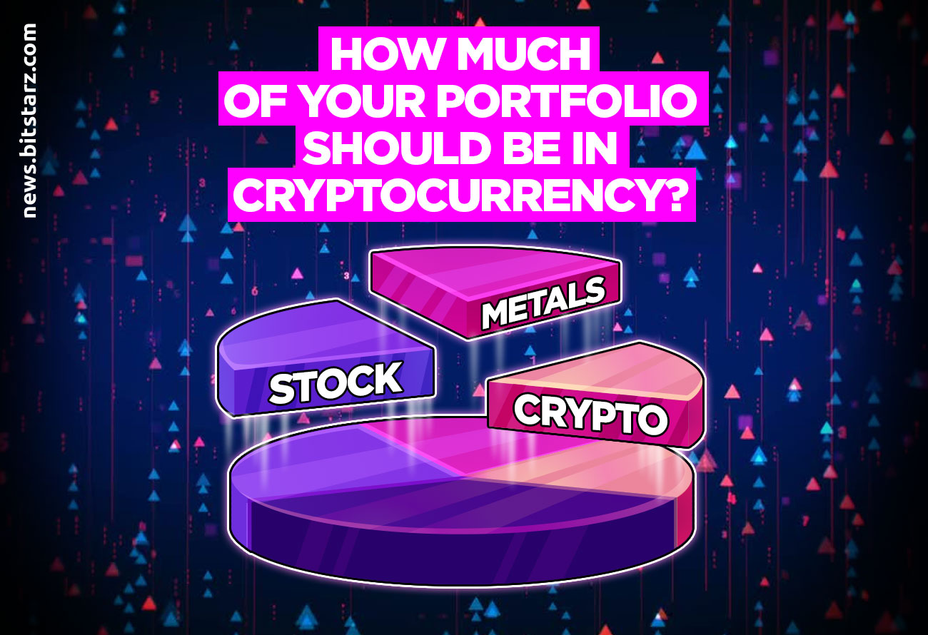 how much cryptocurrency
