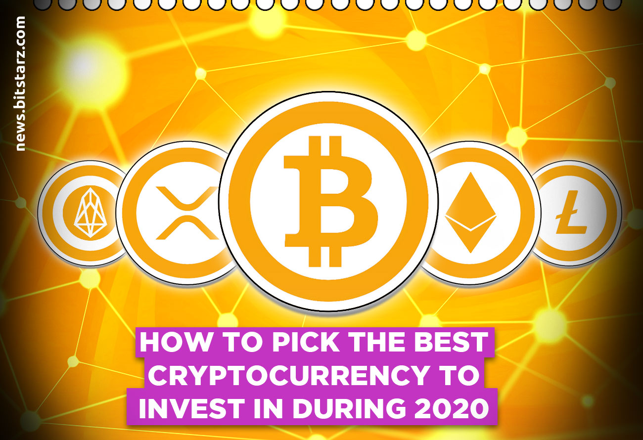 how to pick the best cryptocurrency to invest in