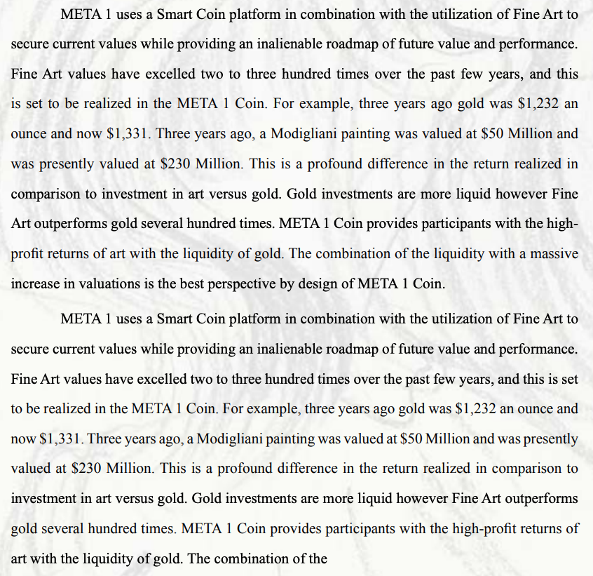Dave Schmidt (Meta 1 Coin) The Worst Whitepaper In The World Award! Written By A 10 Year old? Screenshot-2020-03-23-at-09.10.39