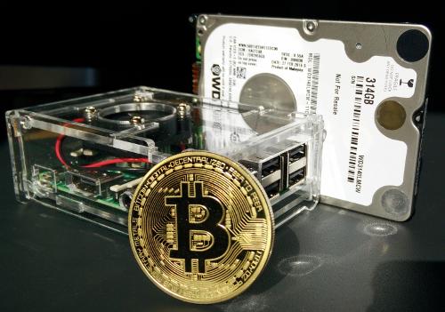 raspberry pi bitcoin nod