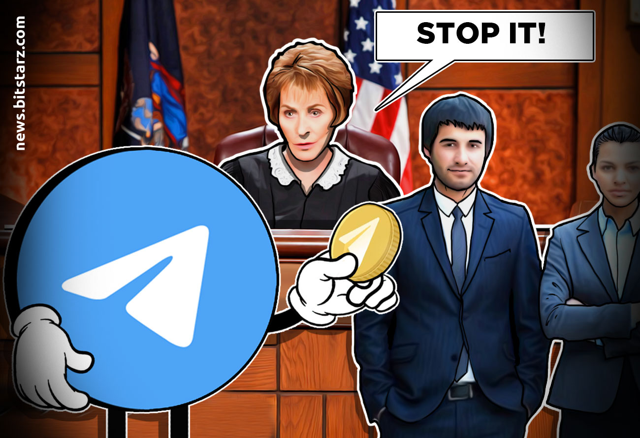 US-Judge-Halts-Telegram-Token-Distribution