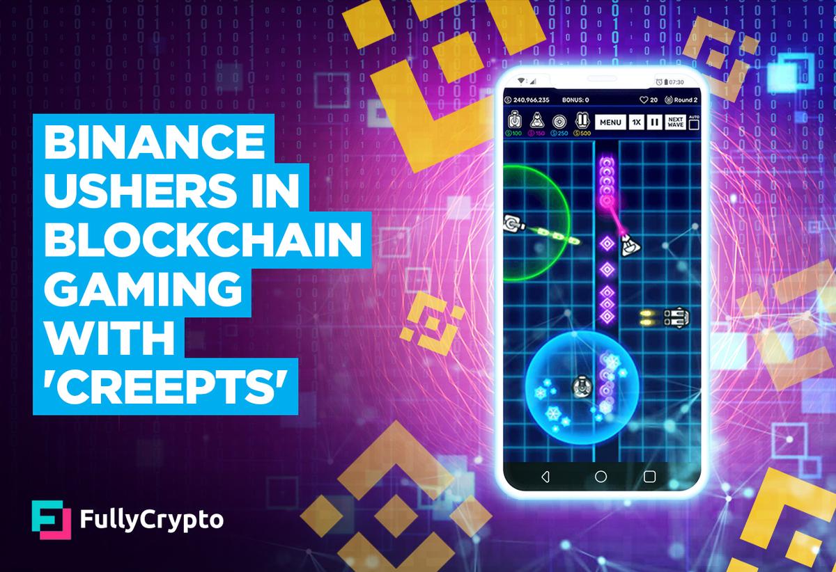 Binance-Ushers-in-Blockchain-Gaming-with-Creepts
