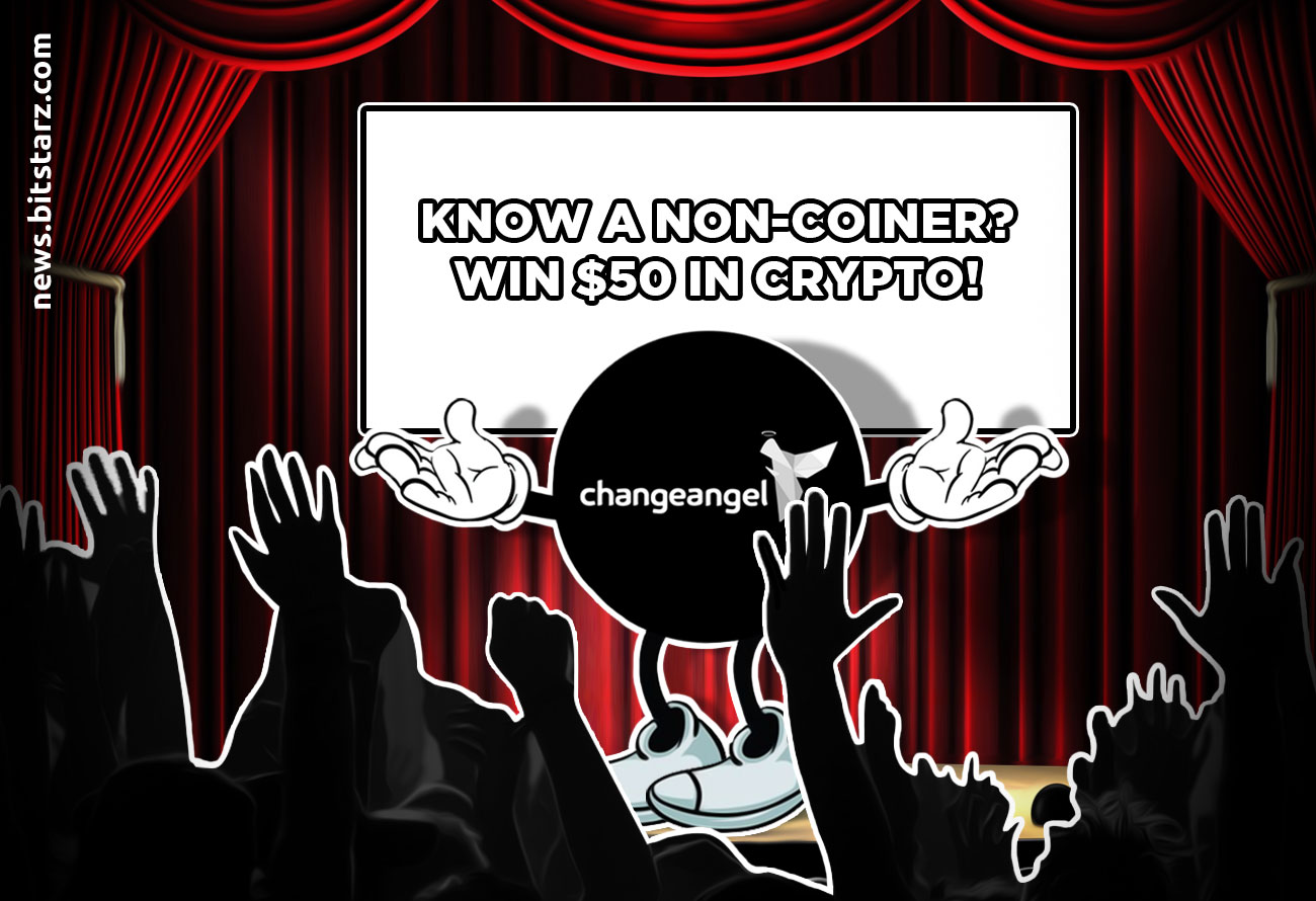Know-a-Non-Coiner-They-Can-Win-$50-in-Crypto-From-changeangel