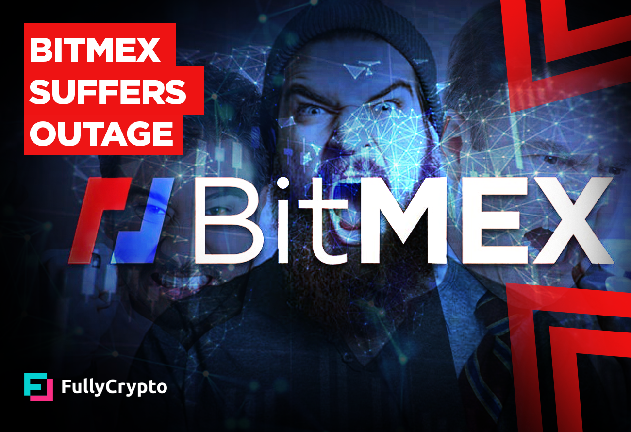 BitMEX-suffers-outage