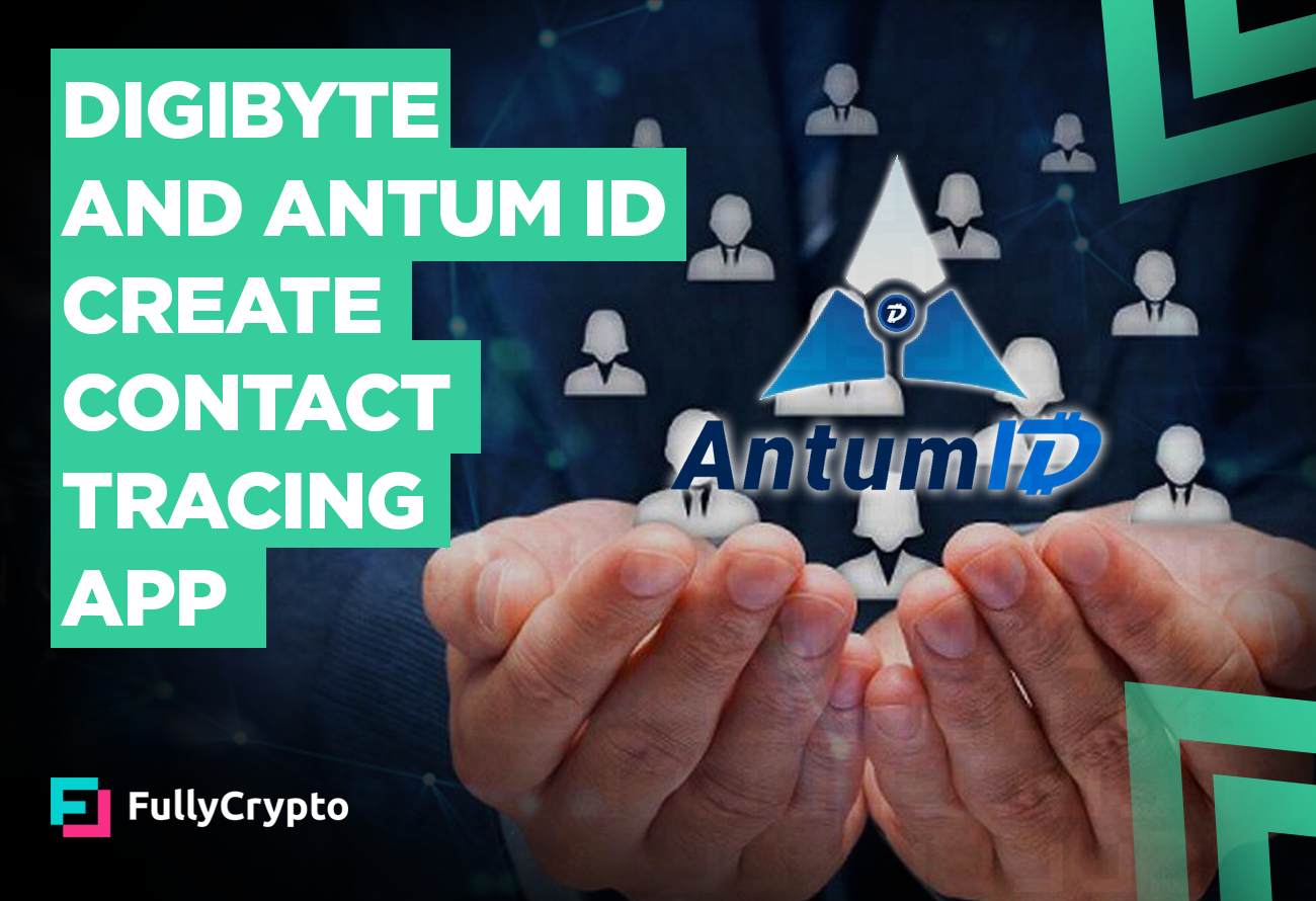 DigiByte-and-Antum-ID-create-contact-tracing-app