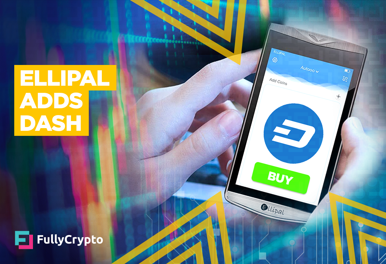 Ellipal-Gives-Users-the-Power-to-Buy-DASH-After-User-Poll