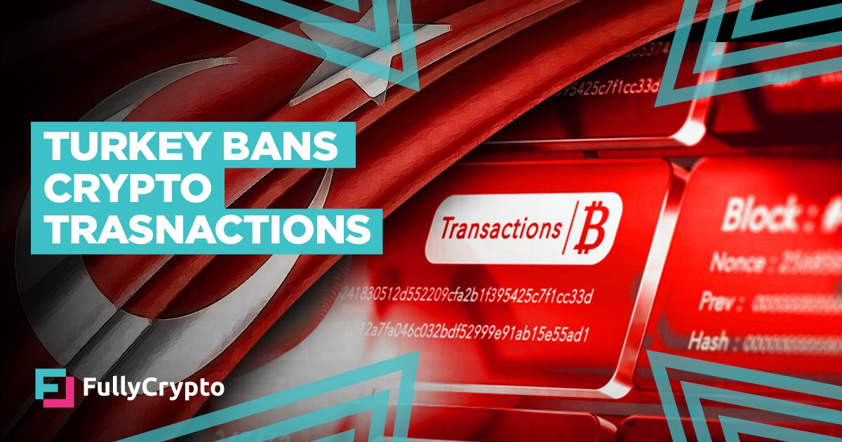 Turkey Crypto Ban Causes $56 Billion Market Drop thumbnail